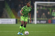 Forest Green Rovers Ebou Adams(14) during the The FA Cup match between Forest Green Rovers and Billericay Town at the New Lawn, Forest Green, United Kingdom on 9 November 2019.