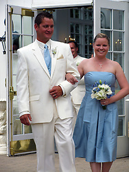 3 July 2009:  Nicoole and Justin get married.