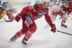 13.3.2018, Stadthalle, Klagenfurt, AUT, EBEL, EC KAC vs HCB Südtirol, 3. Viertelfinalspiel Playoff, im Bild Marco Bruckner (EC KAC, #89) // during the Erste Bank Eishockey League 3rd Quaterfinal match between EC KAC vs HCB Südtirol at the City Hall in Klagenfurt, Austria on 2018/03/13. EXPA Pictures © 2018, PhotoCredit: EXPA/ Gert Steinthaler
