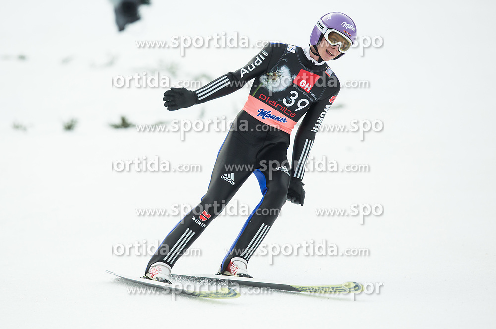 Andreas Wellinger of Germany during the Ski Flying Hill Individual Competition on Day Two of FIS Ski Jumping World Cup Final 2017, on March 24, 2017 in Planica, Slovenia. Photo by Vid Ponikvar / Sportida