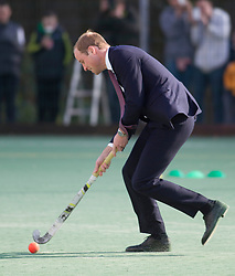 GLASGOW-SCOTLAND-04-APR-2013- .The Duke and Duchess of Cambridge are to visit the Donald Dewar Leisure Centre in Drumchapel to launch a new Scottish project for their Foundation...Photograph by Ian Jones