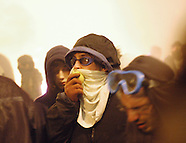 Protest against CPE / Place de la Sorbonne