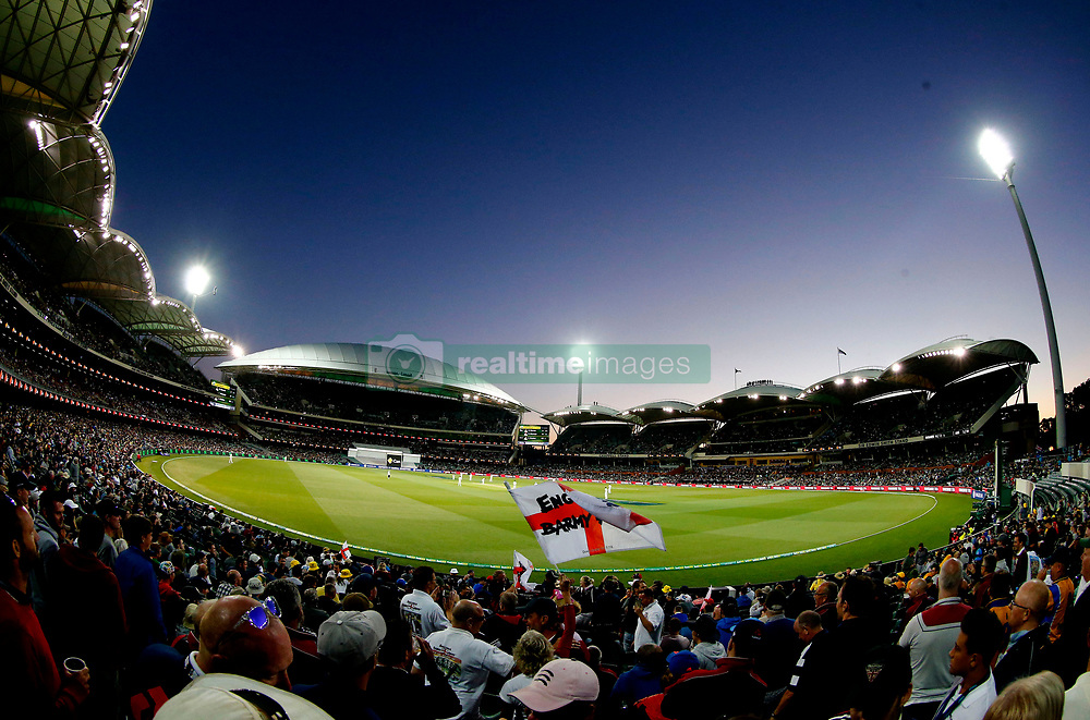 General view during day three of the Ashes Test match at the Adelaide Oval, Adelaide.