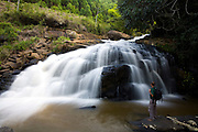 Conceicao do Castelo_ES, Brasil...Cachoeira do Vargas em Conceicao do Castelo...Vargas waterfall in Conceicao do Castelo...Foto: LEO DRUMOND / NITRO