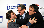 Jack Black, Bob Saget and Kevin Nealon at the Regent Beverly Wilshire Hotel in Beverly Hills, California.