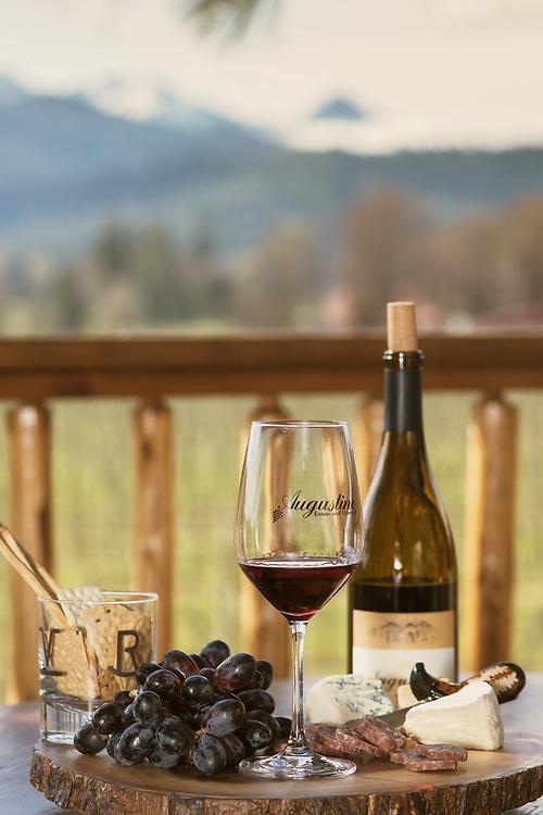 Foris Vineyards in the Illinois Valley, Oregon