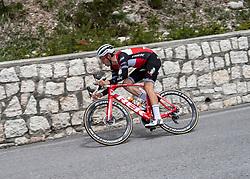 30.05.2019, Santa Maria di Sala, ITA, Giro d Italia 2019, 18. Etappe, Valdaora, Olang - Santa Maria di Salaz (222 km), im Bild Michael Gogl (AUT, Trek - Segafredo) // Michael Gogl of Austria (Trek - Segafredo) during stage 18 of the 102nd Giro d'Italia cycling race from Valdaora, Olang - Santa Maria di Sala(222 km) Santa Maria di Sala, Italy on 2019/05/30. EXPA Pictures © 2019, PhotoCredit: EXPA/ Reinhard Eisenbauer