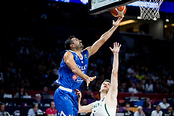 Kostas Sloukas of Greece during basketball match between National Teams of Lithuania and Greece at Day 10 in Round of 16 of the FIBA EuroBasket 2017 at Sinan Erdem Dome in Istanbul, Turkey on September 9, 2017. Photo by Vid Ponikvar / Sportida