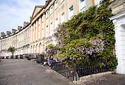 Georgian Buildings, Camden Crescent, Bath