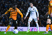 Leeds United midfielder Pablo Hernandez (19) during the EFL Sky Bet Championship match between Leeds United and Hull City at Elland Road, Leeds, England on 10 December 2019.