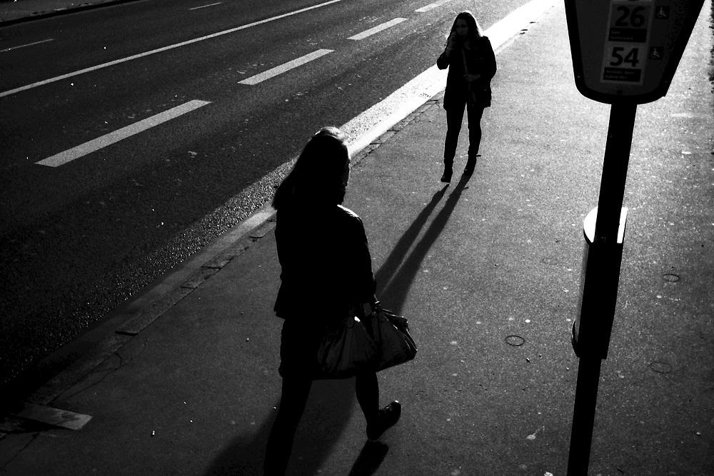 Rue La Fayette, Paris