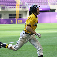 Augsburg vs UW-Superior Baseball; Game 2, March 29, 2018. Jeff Lawler, d3photography.com