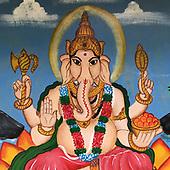 Sri Lanka.  Hindu Shrines & temples