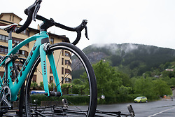 Stage 2 of the Emakumeen Bira - a 90.8 km road race, starting and finishing in Markina Xemein on May 18, 2017, in Basque Country, Spain. (Photo by Balint Hamvas/Velofocus)