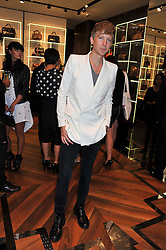 JEFFERSON HACK at a party hosted by Roberto Cavalli to celebrate his new Boutiques's opening at 22 Sloane Street, London followed by a party at Battersea Power Station, London SW8 on 17th September 2011.