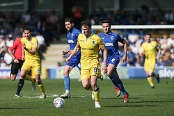 Ollie Clarke of Bristol Rovers on the ball - Mandatory by-line: Arron Gent/JMP - 19/04/2019 - FOOTBALL - Cherry Red Records Stadium - Kingston upon Thames, England - AFC Wimbledon v Bristol Rovers - Sky Bet League One
