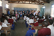 Africa, Tanzania, The school in Karatu April 2007