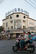 Thailand. Bangkok.  Chinatown district. Quartier de Chinatown