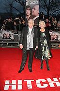 Hitchcock - UK Film Premiere