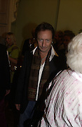 Julian Lennon, Launch of 'John' by Cynthia Lennon at Six, Fitzroy Sq. London. 27 September 2005. ONE TIME USE ONLY - DO NOT ARCHIVE © Copyright Photograph by Dafydd Jones 66 Stockwell Park Rd. London SW9 0DA Tel 020 7733 0108 www.dafjones.com