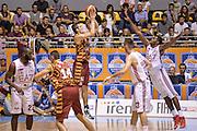 DESCRIZIONE : Supercoppa 2015 Semifinale Olimpia EA7 Emporio Armani Milano - Umana Reyer Venezia<br /> GIOCATORE : Benjamin Ortner<br /> CATEGORIA : Tiro Tre Punti Three Point Controcampo<br /> SQUADRA : Umana Reyer Venezia<br /> EVENTO : Supercoppa 2015<br /> GARA : Olimpia EA7 Emporio Armani Milano - Umana Reyer Venezia<br /> DATA : 26/09/2015<br /> SPORT : Pallacanestro <br /> AUTORE : Agenzia Ciamillo-Castoria/L.Canu