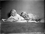 06/12/1954<br /> 12/6/1954<br /> 06 December 1954<br /> <br /> Mr J McKeever, 'Dunluce' Willowfield Park, Goatstown, Co. Dublin - Special for Baby Pictures