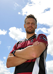 Somerset's James Hildreth - Photo mandatory by-line: Harry Trump/JMP - Mobile: 07966 386802 - 03/06/15 - SPORT - CRICKET - Somerset T20 Squad - The County Ground, Taunton, England.