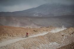 January 10, 2019 - Arequipa, Peru - AREQUIPA, PU - 10.01.2019: DAKAR 20189 - Brabec Ricky (USA) during the Dakar Rally 2019, on Wednesday (10), in Arequipa, Peru. (Credit Image: © Duda Bairros/Fotoarena via ZUMA Press)