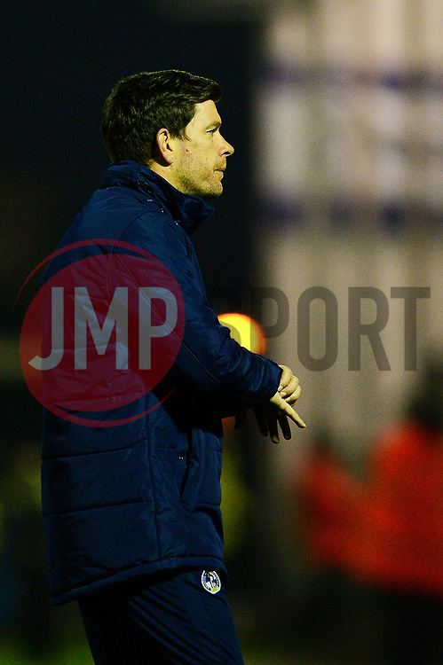 Bristol Rovers manager Darrell Clarke - Mandatory by-line: Dougie Allward/JMP - 17/11/2018 - FOOTBALL - Memorial Stadium - Bristol, England - Bristol Rovers v Scunthorpe United - Sky Bet League One