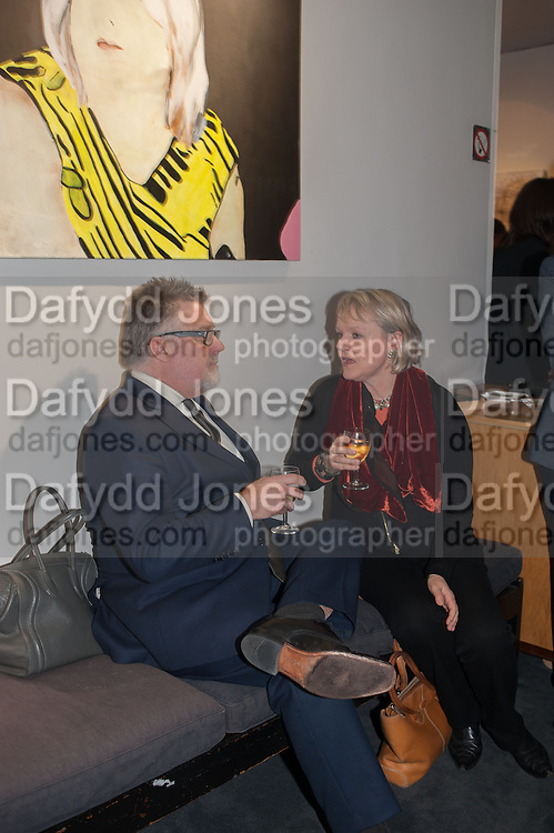 CHARLIE CORY-WRIGHT; JULIA MACMILLAN, The Culture Whisper Launch party. Royal College of art. Royal College of Art, Kensington Gore. London. 28 January 2014