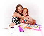 Gracie and Julia 2013