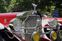 2018 Champagne British Car Festival held on Clover Lawn at David Davis Mansion in Bloomington IL<br /> <br /> 1929 Mercedes