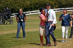 Chardon IJsbrand, Chardon Jeanette, NED<br /> CHIO Aachen 2018<br /> © Hippo Foto - Dirk Caremans<br /> 22/07/2018