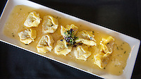 A grand tortellini dish will be one of the presented dishes by Faro Italian Grille for the upcoming Taste of the Lakes Region this weekend.  (Karen Bobotas/for the Laconia Daily Sun)