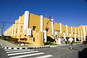Moncada Barracks, Santiago de Cuba, Cuba