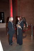 SHEENA WAGSTAFF; LADY FOSTER, Picasso and Modern British Art, Tate Gallery. Millbank. 13 February 2012