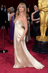 Goldie Hawn arriving at the 86th Academy Awards held at the Dolby Theatre in Hollywood, Los Angeles, USA.