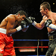 Beibut Shumenov defeats Epifanio Mendoza by unanimous decision at the Meidenbauer Center in Bellevue, WA on December 13, 2008.