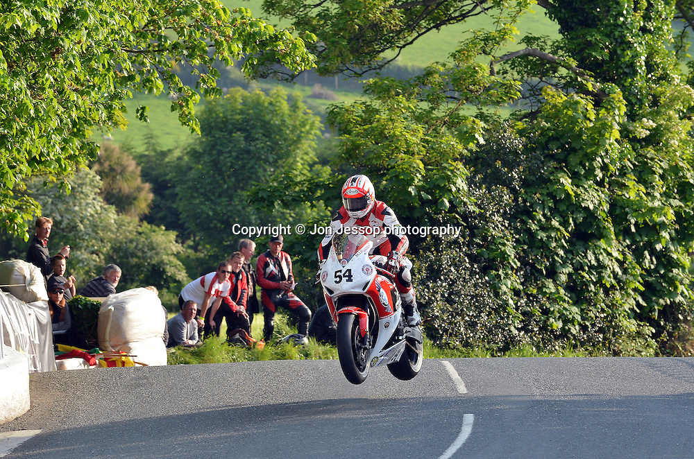 #54 James Cowton Honda Steve Parkin