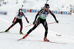 18.12.2011, Biathlonzentrum, Hochfilzen, AUT, E.ON IBU Weltcup, 3. Biathlon, Hochfilzen, Mix Staffel, im Bild Selina Gasparin (SUI) // during Mixed Relay E.ON IBU World Cup 3th Biathlon, Hochfilzen, Austria on 2011/12/18. EXPA Pictures © 2011, PhotoCredit: EXPA/ Oskar Hoeher