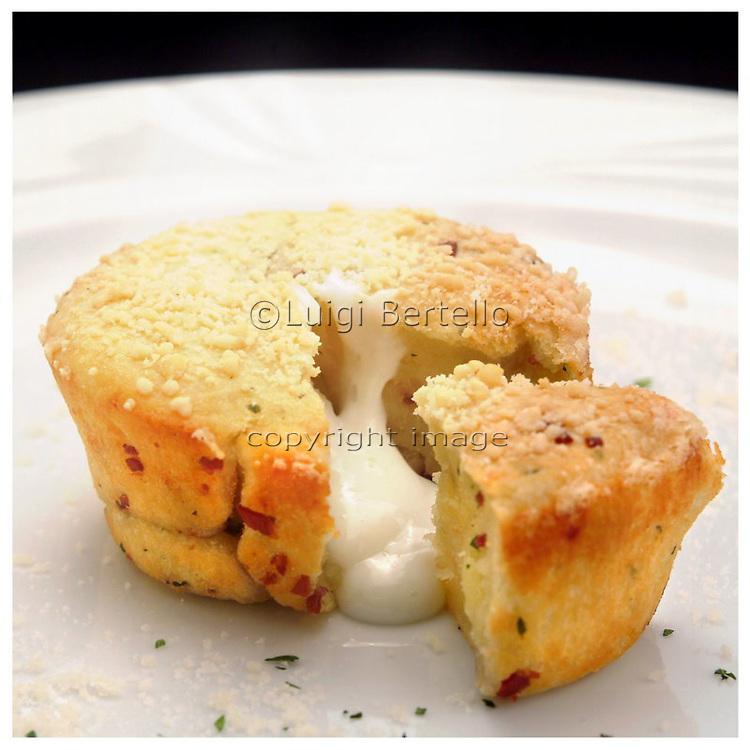 Le Ricette Tradizionali della Cucina Italiana.Italian Cooking Recipes. Tortino di patate