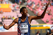 Jonathan Seremes (FRA) win the Bronze Medal in Triple Jump Men during the IAAF World U20 Championships 2018 at Tampere in Finland, Day 5, on July 14, 2018 - Photo Julien Crosnier / KMSP / ProSportsImages / DPPI