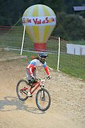Mountain Bike e Trials World Championships , qualifiche four Cross, Commezzadura 8 settembre 2016 © foto Daniele Mosna