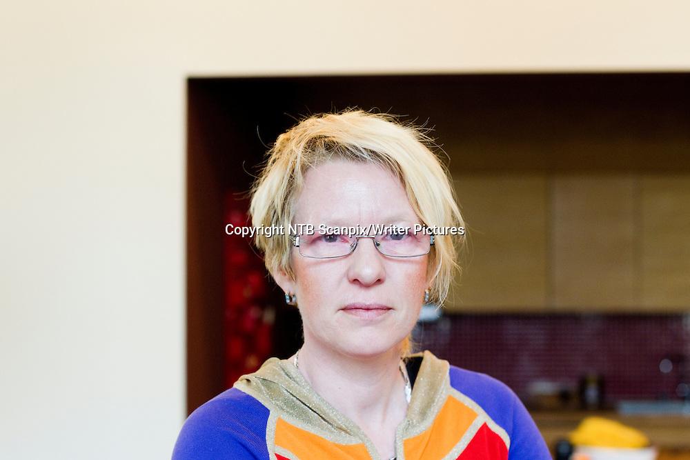 Oslo  20101019. Forfatteren Beate Grimsrud slipper romanen &quot;En d&Acirc;re fri&quot; i disse dager. Boken har allerede rukket &Acirc; vekke stor oppmerksomhet i Sverige. <br /> Foto: Berit Roald / Scanpix .<br /> <br /> NTB Scanpix/Writer Pictures<br /> <br /> WORLD RIGHTS, DIRECT SALES ONLY, NO AGENCY