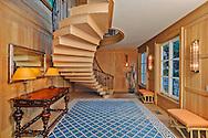 Ocean Front Living Room, Meadow Lane, Southampton, Long Island, New York
