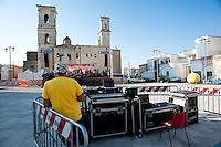 Martignano (Lecce) 24 Agosto 2011<br /> Concerto La Notte della Taranta 2011