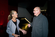 SHEENA WAGSTAFF; HUMPHREY OCEAN, Mark Rothko private view. Tate Modern. 24 September 2008 *** Local Caption *** -DO NOT ARCHIVE-© Copyright Photograph by Dafydd Jones. 248 Clapham Rd. London SW9 0PZ. Tel 0207 820 0771. www.dafjones.com.