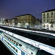 Milano gennaio 2016: Stazione Garibaldi