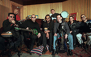 UB40 in Studio - Birmingham 1999
