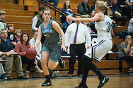 during the girls basketball game between the South Burlington Rebels and the Burlington Sea Horses at Burlington High School on Tuesday night Febraury 2, 2016 in Burlington. (BRIAN JENKINS/for the FREE PRESS)
